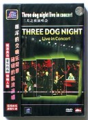 Three Dog Night Live In Concert [DVD]