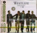 Westlife Unbreakable Greatest Hits Vol.1.1