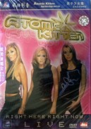 Atomic Kitten Right Here Right Now Live [DVD]